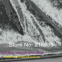вышивки kruger ткани нижнее белье трикотаж джерси серебро 52