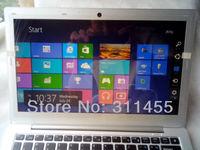 100% фирменных 13 13-дюймовый ультрабук ноутбуки с fromdell лэптоп лэптоп i7 процессор 320 г жёсткий диск от бнр