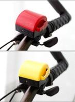 5 цветов велосипед велосипед электронный колокол рог велосипед аксессуары велосипед колокол рог громкий