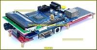 бесплатная доставка DHL доставка, ep2c35 + кабель USB + кабель VGA + СД комплект