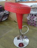 высокое качество пвх кристалл взгляд стул