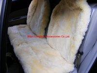 1 комплект реальные накидки на сиденье автомобиля из овчины с длинными и короткими ворсами/сшивные авточехлыca1030