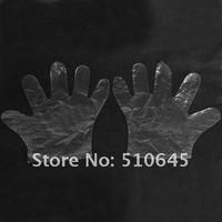 утилита пластиковые одноразовые перчатки - 100-перчатка пакет-54507