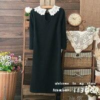 новинка с отложным стоит черный выпускного вечера ну watering элегантное платье для женщин цвет блок женские платья