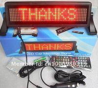 из светодиодов автомобиля дисплей английский диктант управления из светодиодов автомобилей вход из светодиодов знак сообщение programmer pixel 8 * 48 красный