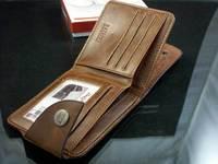 конструктор кошелек для мужчин Cole из естественной кожи Visit пялиться мешочек Моне с Корк старинные сумки