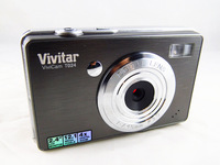 бесплатная доставка + бесплатная сумка для фото подарок 10,1 МП цифровая камера с 2.4 дюймов панели + лучший рождественский подарок + хорошее для розничной + SEL