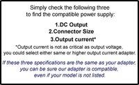 чтобы соответствовать Тошиба / advent / a52f Ноутбук asus x5dc-ex1240u n17908 v85 r33030 19 в ноутбук зарядное устройство адаптер постоянного тока Бретани склада [ бесплатная royalmail