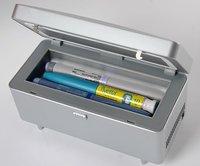 диабет здравоохранения продукт холодильник мобильный 2-8'С jyk-а поставляется с D ведущее время Леви аккумулятор