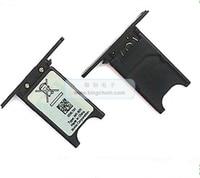 Оригинал sim-подноса карточки для nokia lumia 800 сим держателя карты синий