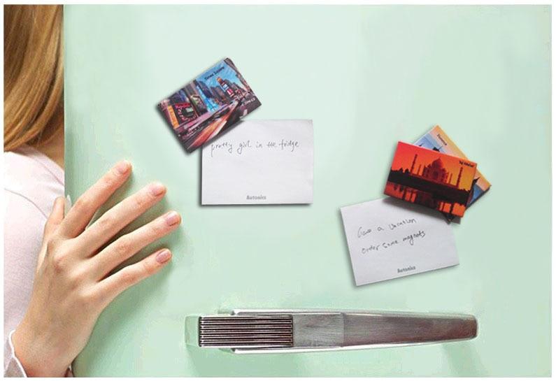 customized magnet fridge personalized photo magnet gift custom