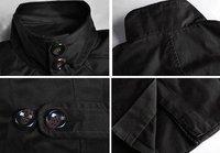 мужская стоячим пальто стоит a555 с