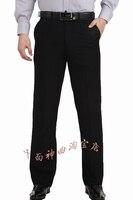 лето мода мужчины свободного покроя бизнес классические брюки в тонкий брюки полная длина / горячая распродажа размер : 28 - 44 4 цветов высокое качество