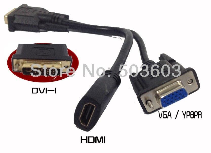 DN-HDC13 DVI-Ypbpr Cable