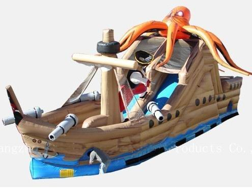 Inflatable-Pirate-Ship-Slide-LWB-F005-