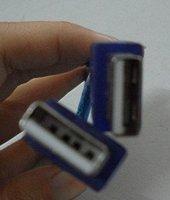 Foot кабель USB 2.0 а - мужчина к - женский дель кабель 0.3 м