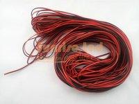 50 м расширение кабель проволока шнур для 3528 5050 одноцветный из светодиодов прокладки
