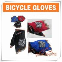 велосипед половина палец велоспорт перчатки площадку сетки ж гель 6046