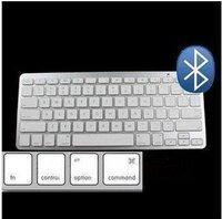 бесплатная доставка беспроводная связь Bluetooth с клавиатура для яблока, iPad 2 и iPhone шт. горячие продаж