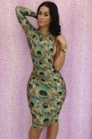 feelingirl Seal платье женская новинка зима белый и розовый повязку платье без рукавов для похудения платье bodycon ну платья полива