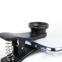 veentook осино клип Сэм широкий макро-objective угол для iPhone 4 и 4S 5 телефон черный цвет