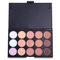 mr0002 15 цвет корректор камуфляж макияж палетка, бесплатная доставка, прямая поставка