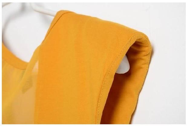 подплечники рукавов украшены металлическими когтями женская футболка / жилет / европейский стиль