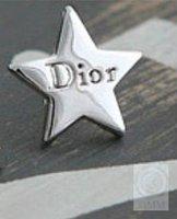 бесплатная доставка распродажа ретро винтаж серебро пентакль сплава звезда серьгу we082
