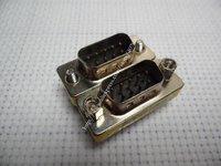 оптовая продажа кабель RS232 типа DB9 9 контакт. последовательный порт м / м адаптер convecter