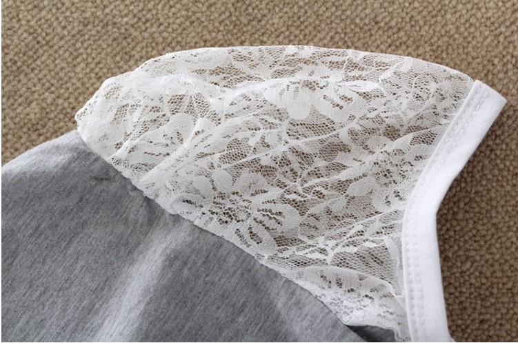 новый 2015 весна лето женская пуловер высокое качество kruger выдалбливают Sony короткий рукав тонкий свободного покроя футболка топы 139