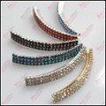 multicolours 4 * 2, 5 см Saw гр чуть слышно губ разъемы для браслеты своими руками ювелирные изделия делает