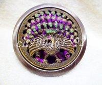 60 шт./лот косметическая карман компактный из нержавеющей зеркало для Maya подарок + бесплатная доставка