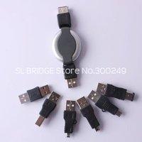 бесплатная доставка сетевой USB-зарядное комплект проводов с интерфейсом IEEE 1394 порт FireWire 6 адаптеры g11396sl