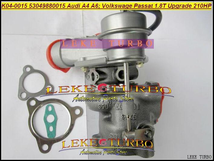 K04-015 K04 53049880015 53049700015 Turbo Turbocharger For AUDI A4 VW Volkswage Passat 1.8T 1995 Upgrade 1.8L 210HP (1)