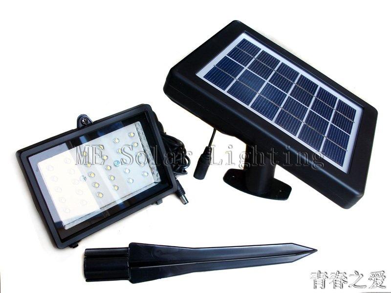 Great 30LED Solar Flood Light Solar Powered Outdoor Landscape Light Super Bright  Earthquake Resistance Light