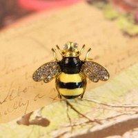 511 # минимальный. $ 10 . европа и соединенные штаты ювелирные изделия винтажный кристалл пчелы падения кольцо