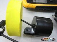 1 шт. / лот портативный жк-гидролокатора эхолот сигнализации 100 м ap лёд