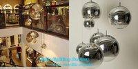 горячие продажи оптовые fontanaarte глобо ди Ле колон лампы современная зеркальный шар подвеска свет светильник 3 свет