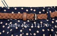 бесплатная доставка! женская дамы горошек шифон юбка в суд с пос / женская одежда юбки ld6111 2 цвета