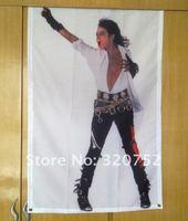 майкл джексон опасный стиль баннер флаг