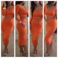 feelingirl новинка лето повязку платье женщины с длинным рукавом печать обтяжку платье cusual платья