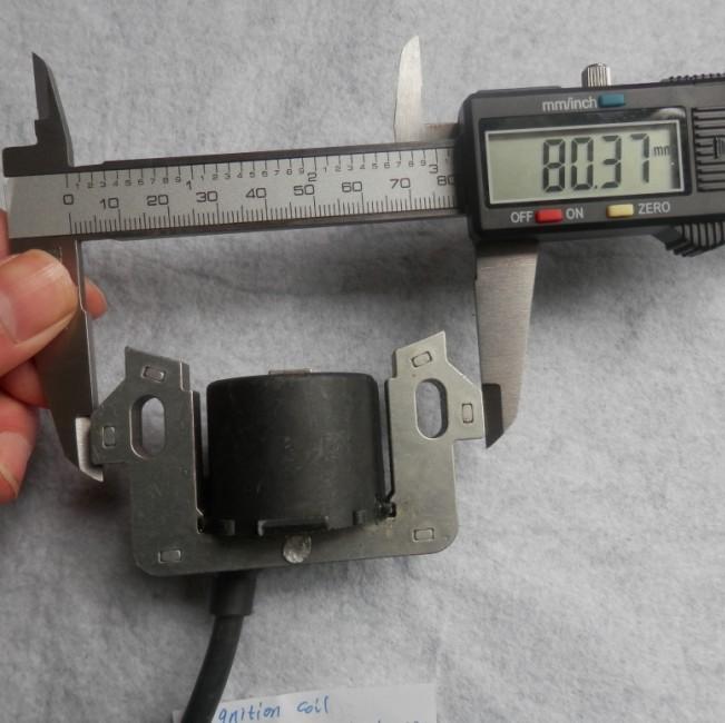 Катушка зажигания для honda gc135 gc160 gc190 gs160 gs190 gsv160 gsv190 gcv135 gcv160 ВТС 190 статора стартеры ст p/n 30500-zl8-004