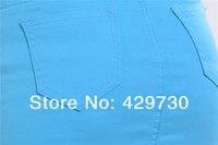 бесплатная доставка продажи женская одежда юбка новые конфеты цвет мини юбка тонкий хип джинсовые шорты 9 цветов размер : м-хl