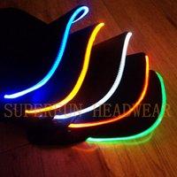 более дешевое и высокое качество красочные фары вулкан-оптические из светодиодов кепка и шляпы