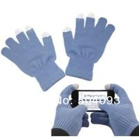 600 шт. емкостный сенсорный экран в холодную погоду текстовые сообщения перчатки для для iPhone 5 5 г, для iPad, андроид, устройств с сенсорным экраном