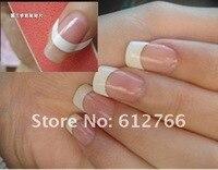 ногтей французский стикер ногтей наклейки 3 стиль