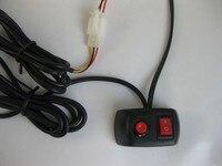 бесплатная доставка из светодиодов 2 х 4 строб предупреждение высокой мощности светлая полоса 8 светодиодов желтый / белый