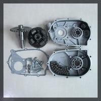 мотоцикл двигатель сцепление с GX 160 с влажный сцепление идти - картинг, мотоцикл привод цепь 428