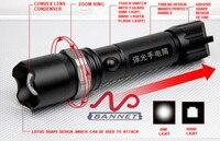 горячая распродажа бесплатная доставка высокое качество 3 вт масштабируемые водонепроницаемый фонарик аккумуляторная кри алюминиевый сплав из светодиодов факел