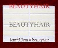 50 шт. 1 см * 3 м двусторонняя липкая лента для утка кожи выдвижения волос